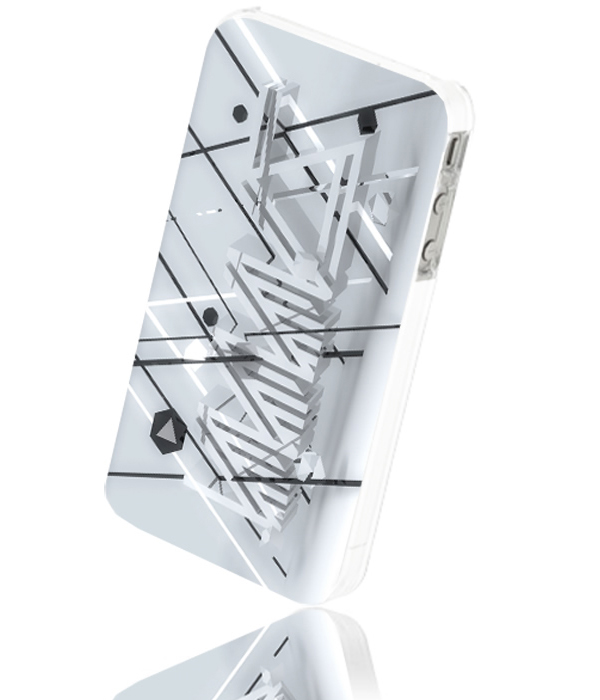 wws iphone case white